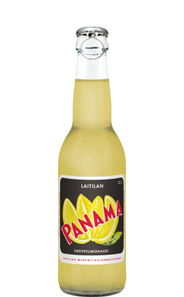 Panama grapefruit soda