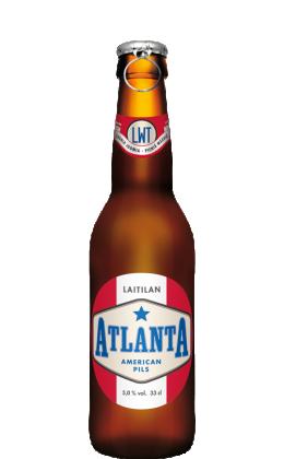 莱帝兰Atlanta美国皮尔森啤酒