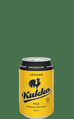 Kukko Pils Alkoholfri