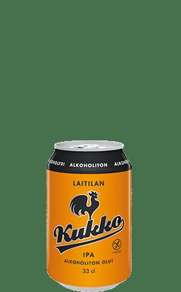 Kukko IPA Alkoholfri