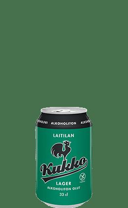Kukko Lager Alkoholiton