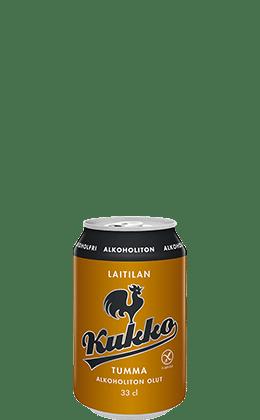 Kukko Tumma Alkoholiton