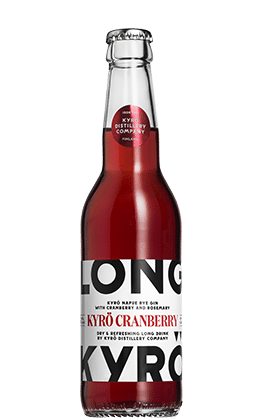 Kyrö Cranberry Long Drink