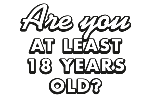 Are you at least 18 years old?