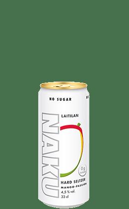 NAKU Hard Seltzer Mango-Passion