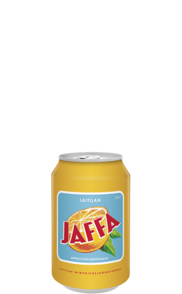 Jaffa orange soda