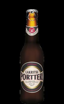 莱帝兰Portteri甘草啤酒