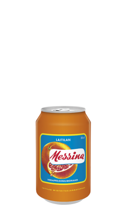 Messina blood orange soda