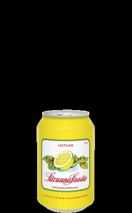 Sitruunasooda sitruunalimonaadi