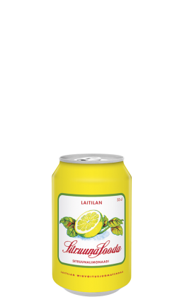 Sitruunasooda lemon soda